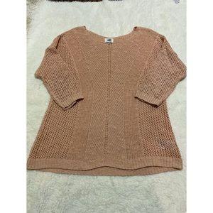 Mauve Old Nagy Spring Sweater
